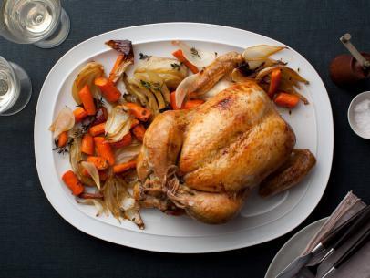 Ina's Chicken
